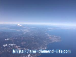 伊豆半島から富士山