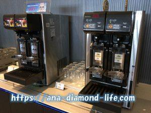 伊丹空港ANAラウンジビールサーバー