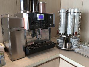 SKYLOUNGEコーヒーメーカー