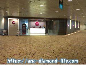 SATS Premier Club Lounge入口